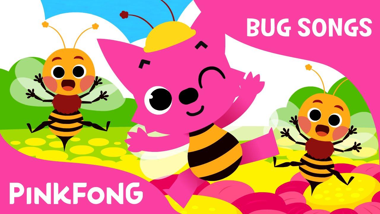 PinkFong Bugs Songs