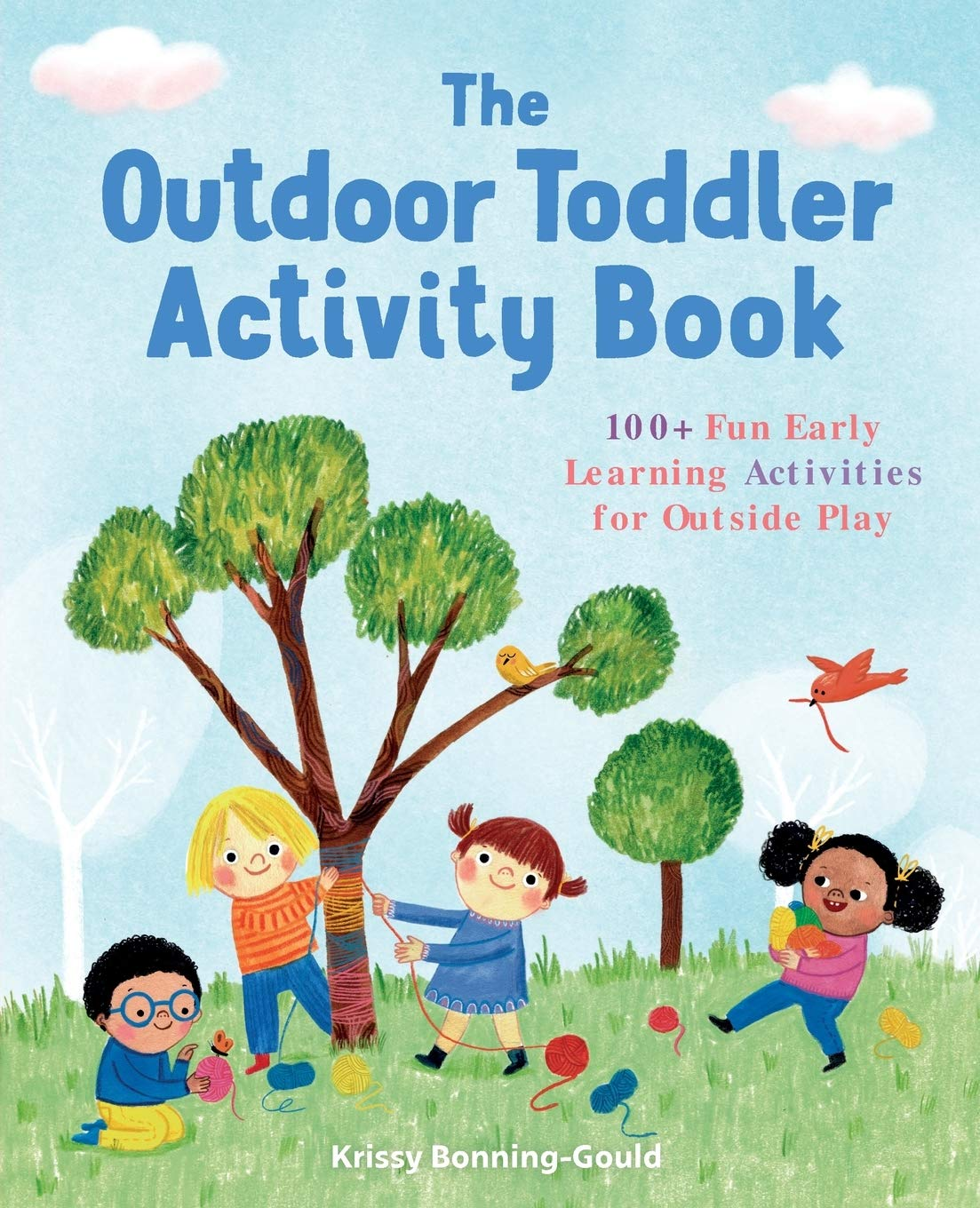 The Outdoor Activity Book