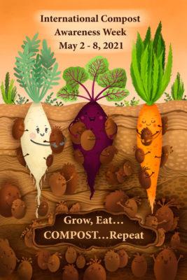 International Compost Awareness Week poster