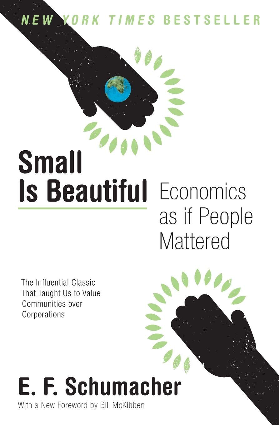 Small is Beautiful book cover
