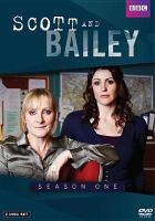 Scott and Bailey DVD