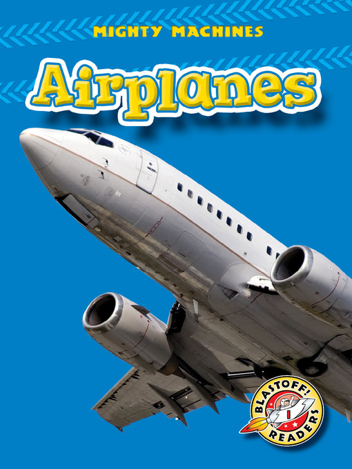 Mighty Machines, Airplanes