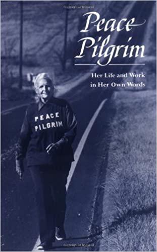 Peace pilgrim book cover