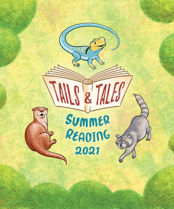 Summer Reading 2021: Tails & Tales