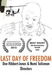 last day of freedom cover