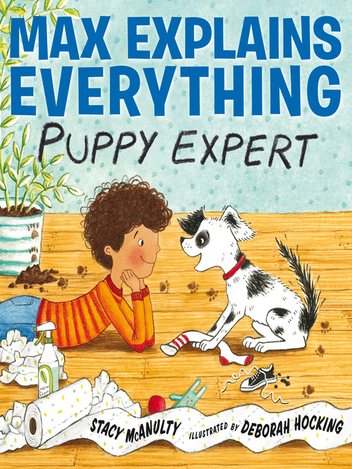 Max Explains Everything, Puppy Expert