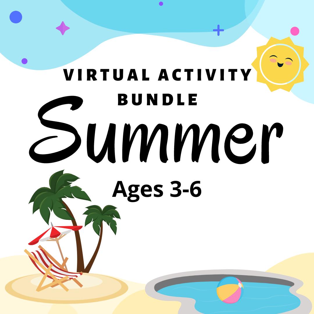 Virtual Activity Bundle: Summer