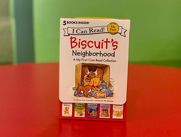 Biscuit's Neighborhood 5 Book Box Set