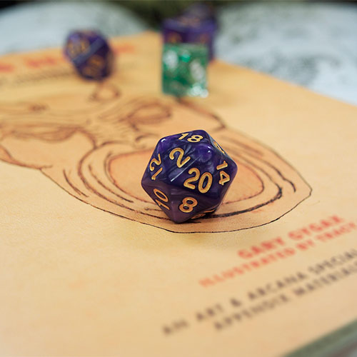 Tabletop Tales: Intro to Dungeons and Dragons