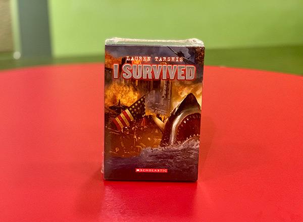 I Survived book set