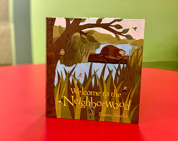 """""""Welcome to the Neighborwood"""" pop-up book"""