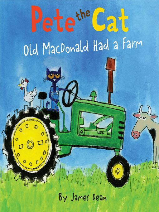Pete the Cat, Old MacDonald Had a Farm