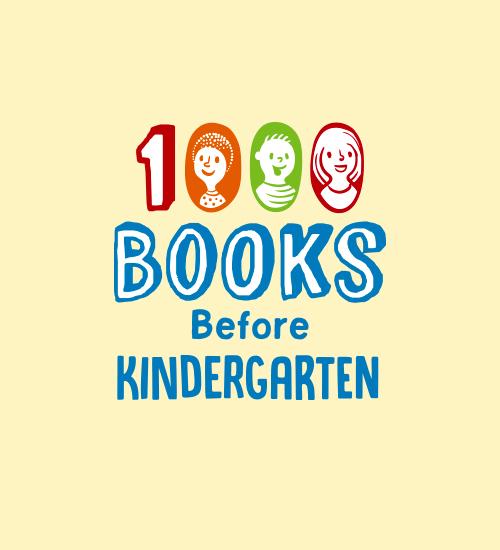 Introducing 1,000 Books Before Kindergarten