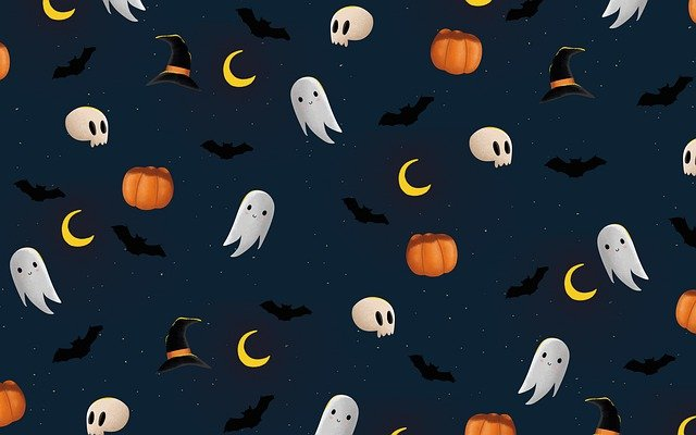 Check Out Spooky October Programs @ DBRL!